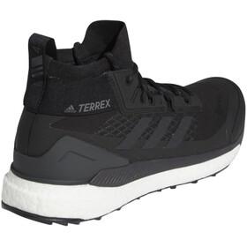 adidas TERREX Free Hiker Gore-Tex Vaelluskengät Miehet, core black/grey three/active orange